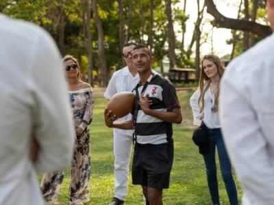 Clínica de Rugby Santa Teresa